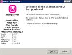 WampServer Installation Step 1