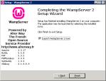 WampServer Installation Step 8